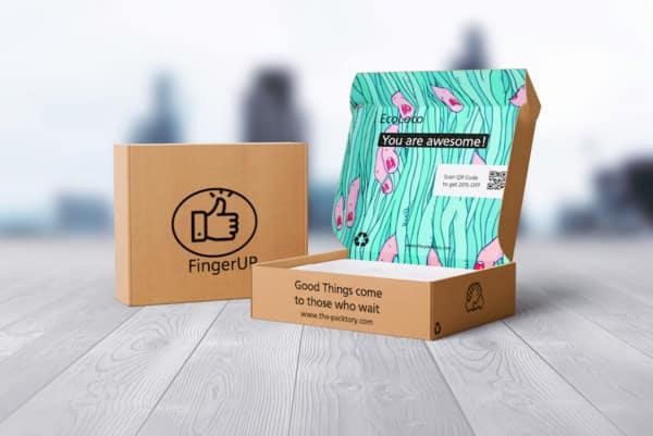 impact  - mailer box
