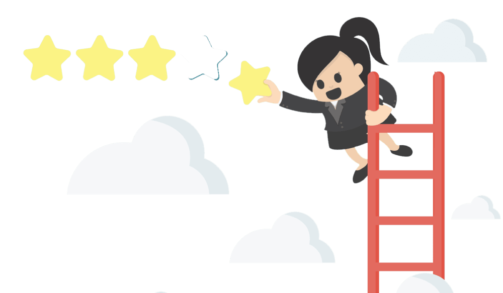 Reach a better amazon ranking